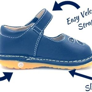NEW! Little Mae's Boutique Toddler Shoes   Squeaky